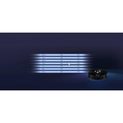 účinný filtr - Robotický vysavač ILIFE A7
