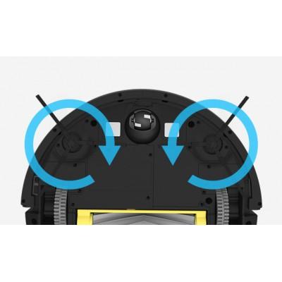 boční kartáče - Robotický vysavač ILIFE A7