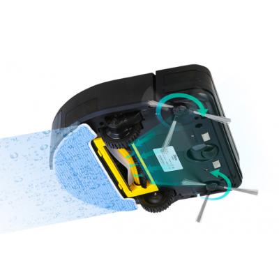 Robotický vysavač Dibea DT969 funkce vytírání s mopem