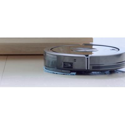 nízký - vejde se pod nábytek robotický vysavač ZACO A9s