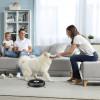 nevadí psům a kočkám robotický vysavač ZACO A9s