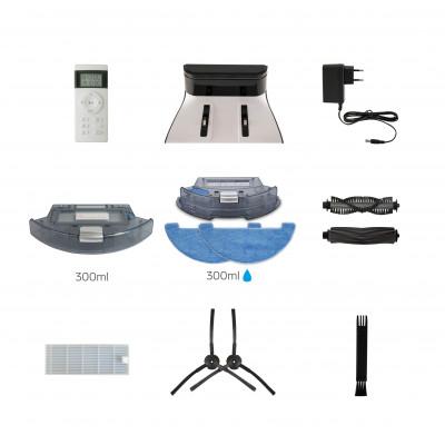 příslušenství Robotický vysavač ZACO A8s