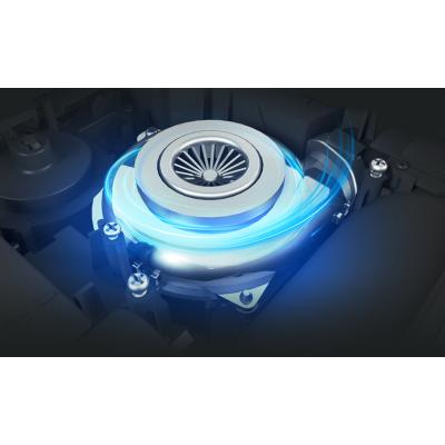 nejvýkonnější sací turbína Robotický vysavač Dibea DT969