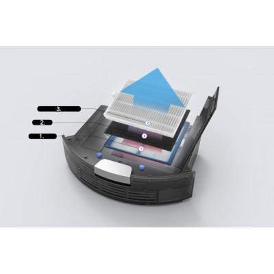 filtr HEPA Robotický vysavač ZACO V85