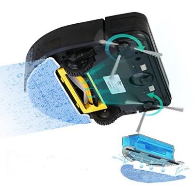 Robotický vysavač Dibea D960 s funkci vytírání s mopem