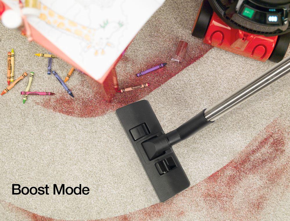 vysávání bez kabelu