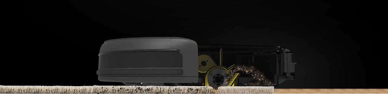 Robot ZACO A4s GŁĘBOKIE CZYSZCZENIE